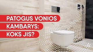 Patogus vonios kambarys: koks jis? II INTERJERO TV