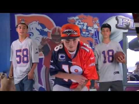 DENVER BRONCOS ANTHEM BRONCO BOUNCE Padilla 5280 Productions  feat CAS and the 5280 CREW