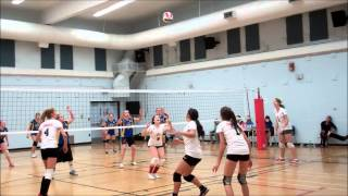 2013 Matthew Halton Junior Girls Volleyball Showdown 2