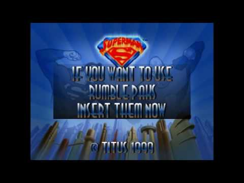 Helloween's Halloween Spooktacular 2016 - Superman 64 and MK Mythologies