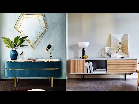 60 Modern Sideboard Interior Design Ideas For Living Room Beautiful Buffet Cabinet Designs Youtube