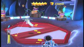 Buzz Lightyear Astro Blasters - Kinect Disneyland Adventures - XboxFitness.Org