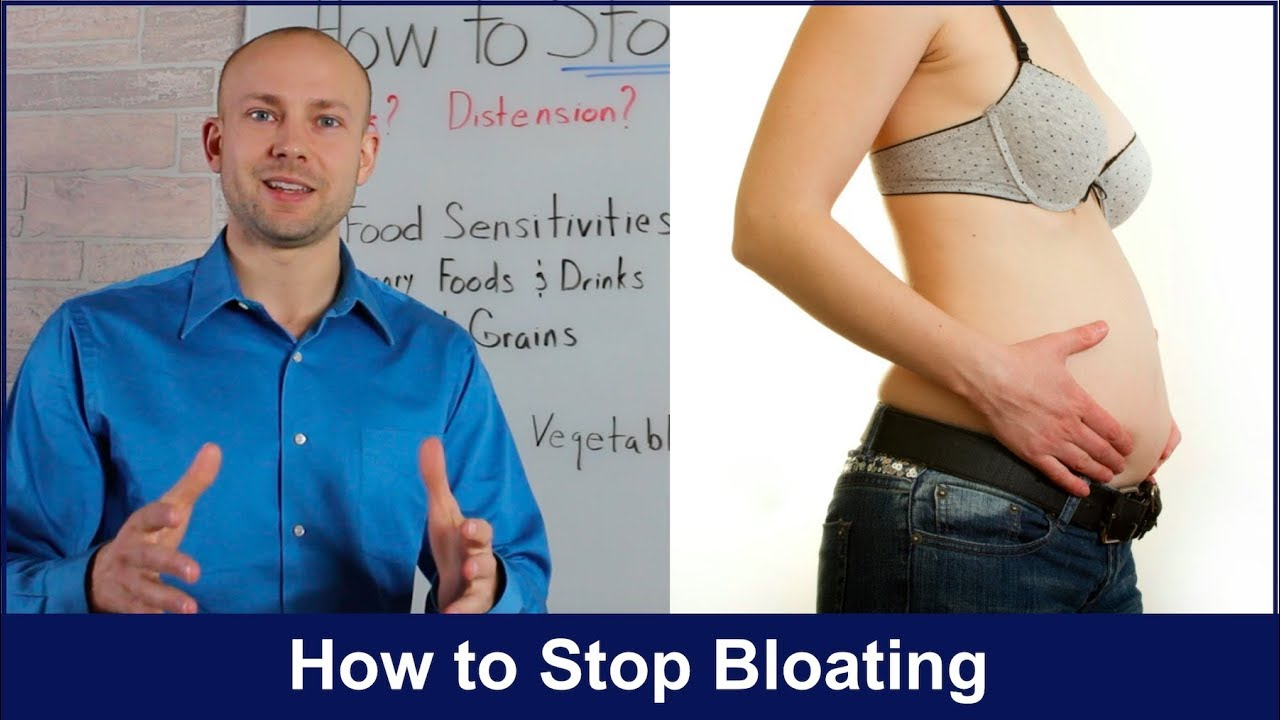 Bloating, what to do