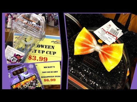 DISNEY CHARACTER WAREHOUSE OUTLET SHOPPING [11/13/19]