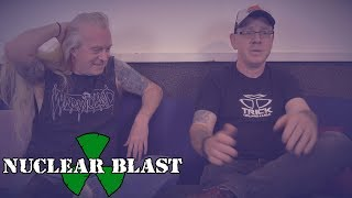 MEMORIAM – Karl and Andy discuss the comparisons with Bolt Thrower (EXCLUSIVE TRAILER)