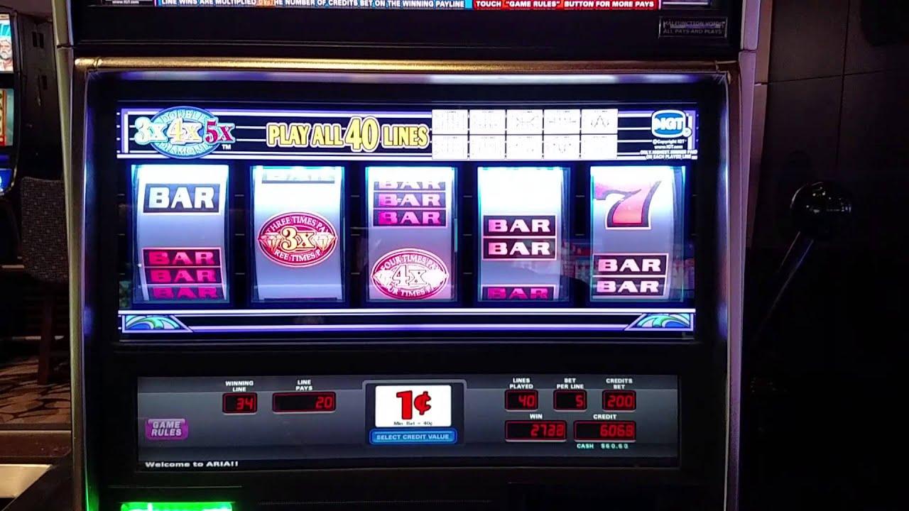 5 Line Slots