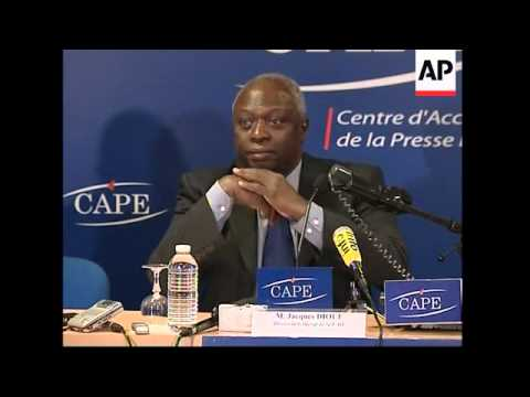 UN Food Program Dir Gen comment on global food crisis