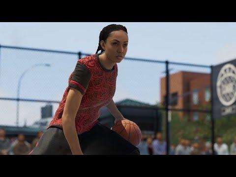 NBA Live 19 Adds WNBA Create A Player!