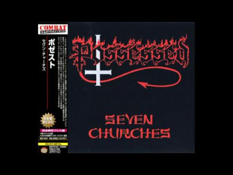 Possessed - Seven Churches 2009 REMASTERED (Full Album)