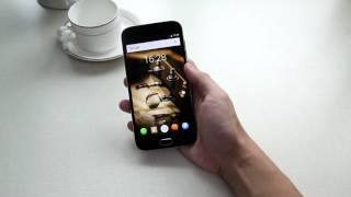 doogee x9 pro unboxing artistic curve dtouch with spanish subtitle con subttulo espaol
