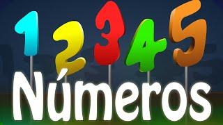 Canção dos Números | Aprenda a Contar de 1 até 20 na Fantástica Terra dos Números da ChuChu TV
