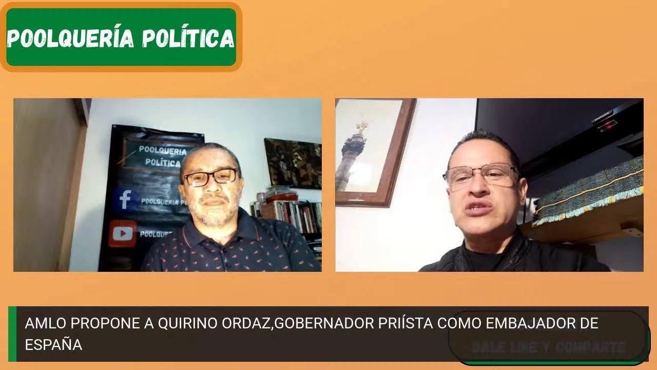 POOLQUERIA POLITICA/10mo ANIVERSARIO 14/09/21
