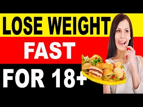 9 Simple Ways To Lose Weight Fast For Teenagers