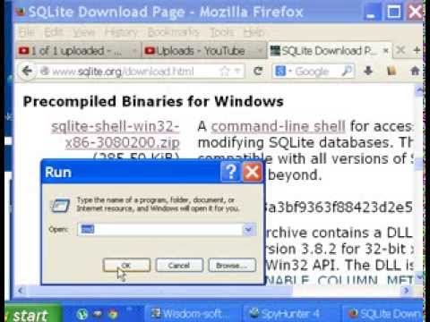 sqlite download for windows 32 bit