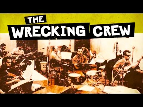 THE WRECKING CREW Documentary on West Coast Sound Studio Musicians