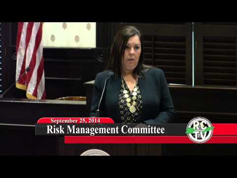 Risk Management Committee - September 25, 2014