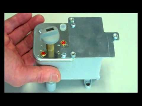 Toby DVR5 Oil Control Valve - How To Set Up And Commission