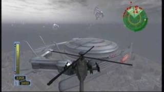 Earth Defense Force 2017 Mission 53 Inferno Difficulty
