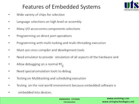 Embedded System introduction