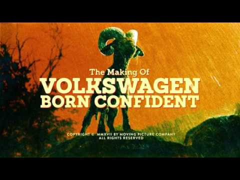 The Making of VW's Born Confident Video Ad by DDB