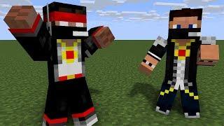 KFC 229: Битва Конора МакНагетса и Кибаба Нурмагомедова в  MineCraft