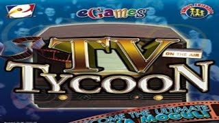 TV Tycoon Gameplay (2001 PC Game)