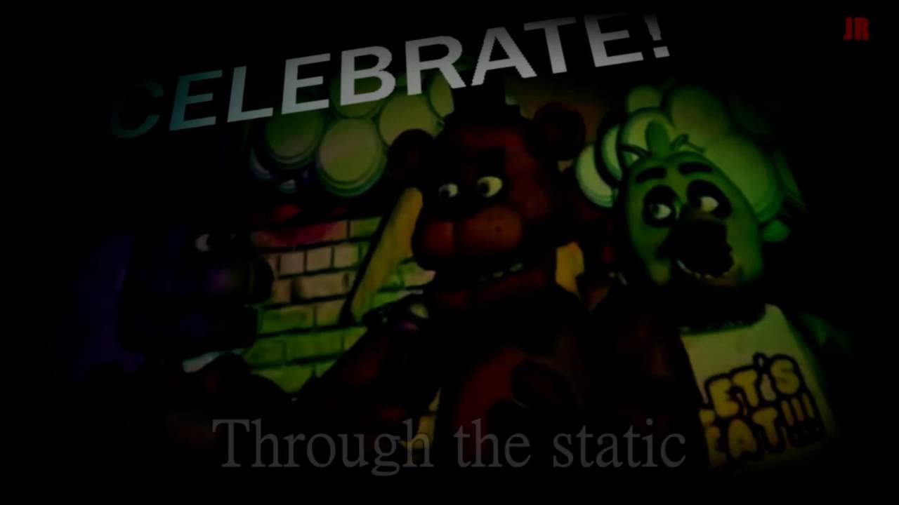 Fnaf Song Thank You For Playing Our Game Youtube