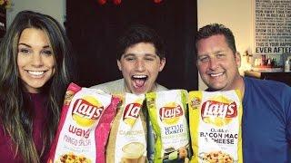 "TASTE TEST - ""Do Us A Flavour"" Lay"