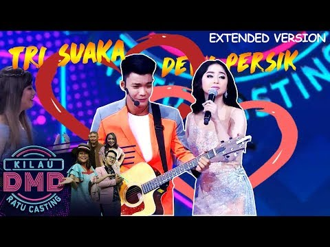 Dewi Perssik Gaa Kuat Liat Abang Tri Suaka -  Kilau DMD Ratu Casting PART 1 (3/2)