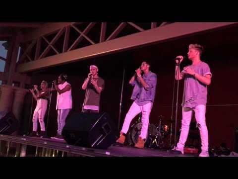 Phase Five - So Damn Lucky - Tustin Key Club Benefit Concert 4.16.16 @PhaseVMusic