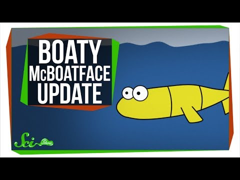 An Update on Boaty McBoatface!
