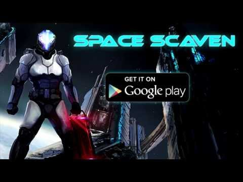 Space Scaven - Launch trailer