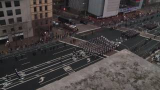 marines march for 58th inauguration