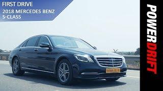 Mercedes Benz S Class : Still the best car in the world? : PowerDrift
