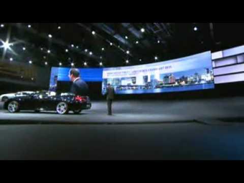 BMW-Pressekonferenz IAA 2011 in Frankfurt