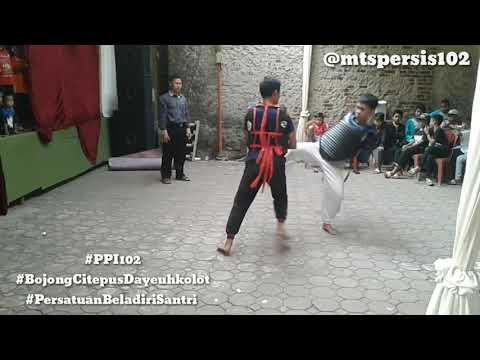 Sparring Tanding (PBS) HIPA MTs Persis 102 Bojong Citepus Dayeuhkolot