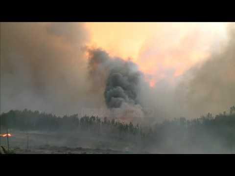 Portugali, zjarret përpijnë vendin. Dhjetëra viktima - Top Channel Albania - News - Lajme