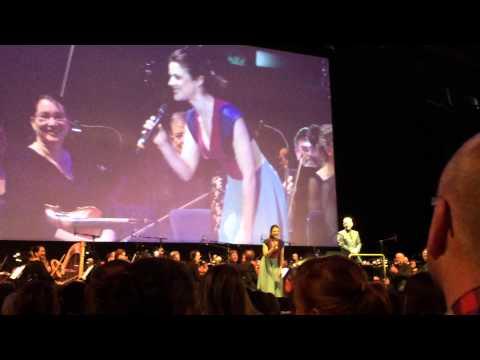 Disney In Concert - Introduction Pocahontas (Lucy Scherer)