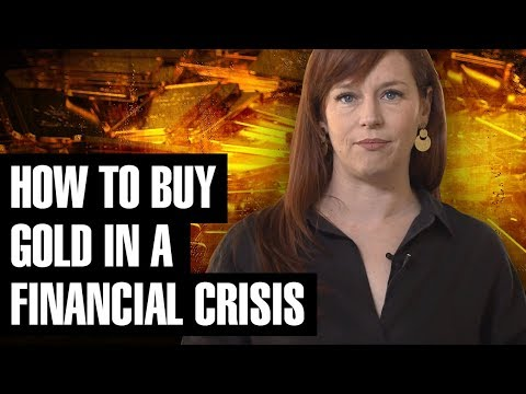 The Number One Reason Aussies Should Buy Gold In A Financial Crisis