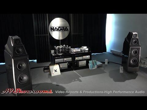 NAGRA Audio, Kronos Sparta turntable, Wilson Alexia, Award Winning Room, High End Munich