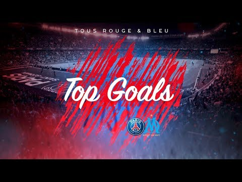 TOP BUTS : PARIS SAINT-GERMAIN vs OLYMPIQUE DE MARSEILLE