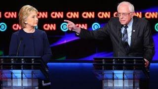 Sanders, Cinton spar over Wall Street ties