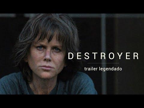 Nicole Kidman Enfrenta um passado Sombrio no Trailer de DESTROYER