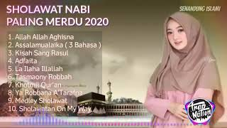 Download lagu Lagu Sholawat Paling Populer 2020 - Allah Allah Aghisna