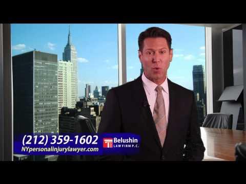 New York Personal Injury Attorneys - Belushin Law Firm P.C.