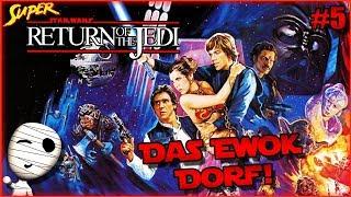 Das Ewok Dorf! - Super Star Wars Return of the Jedi #5 - Tombie Lets Play HD