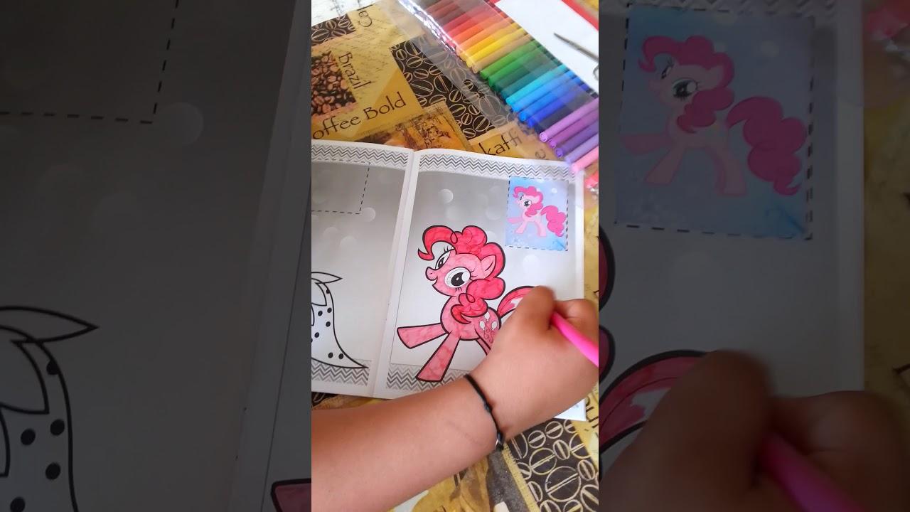 Pinkie Pie Boyama Youtube