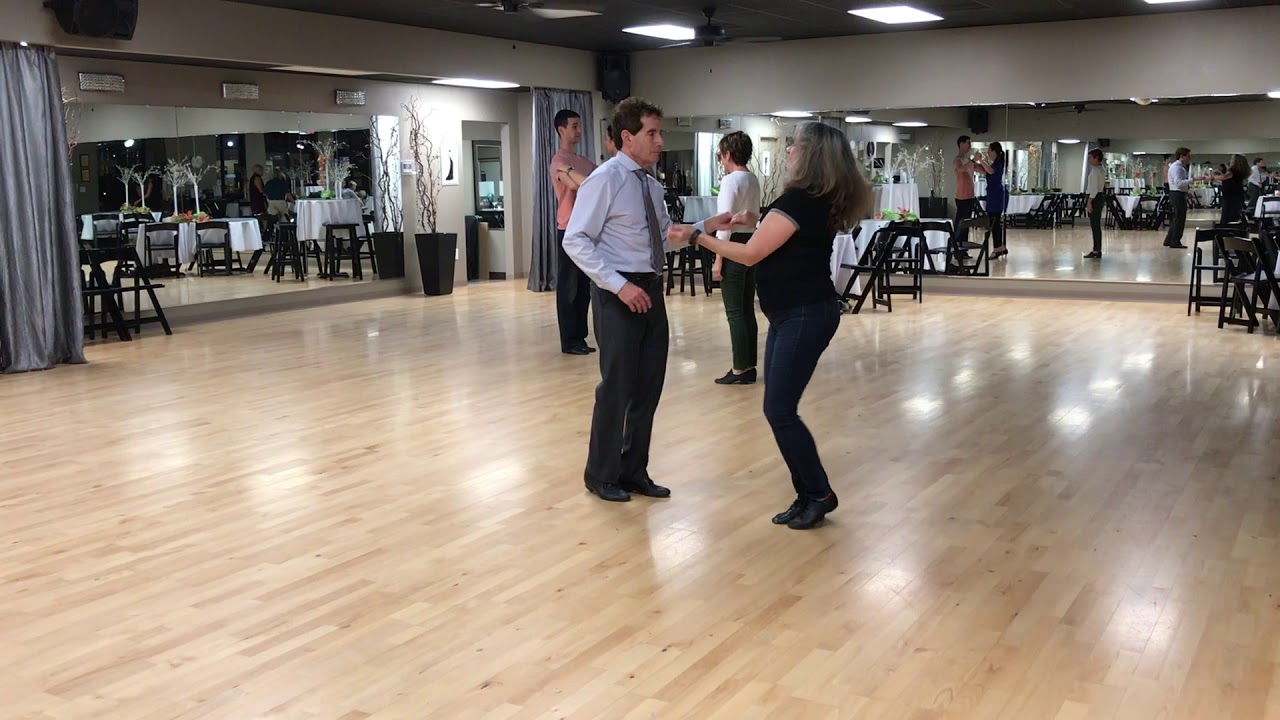 Charleston ballroom dance