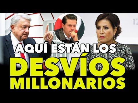"""Medios manipulan información para PROTEGER a Peña """"Saqueadores de SEDATU"""""""
