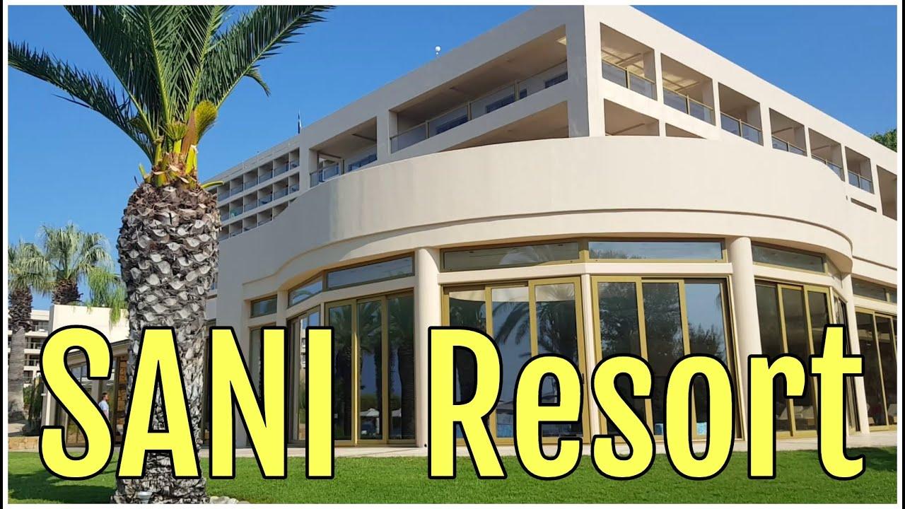 Sani Beach Resort Kandra Greece